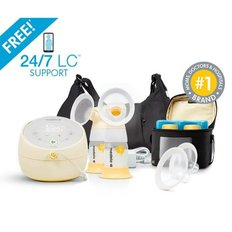 Sonata Smart Double Breast Pump w/ Flex Technology