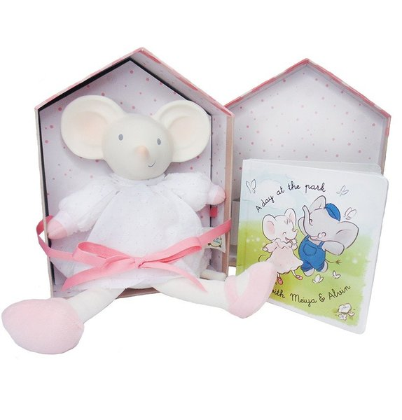 View larger image of Meiya the Mouse Deluxe Gift Set