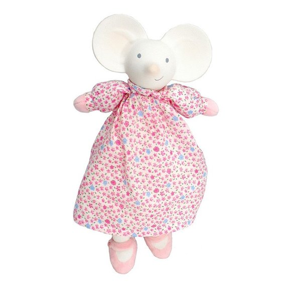 View larger image of Meiya the Mouse Soft Toy