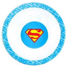 Melamine Bowl-Superman