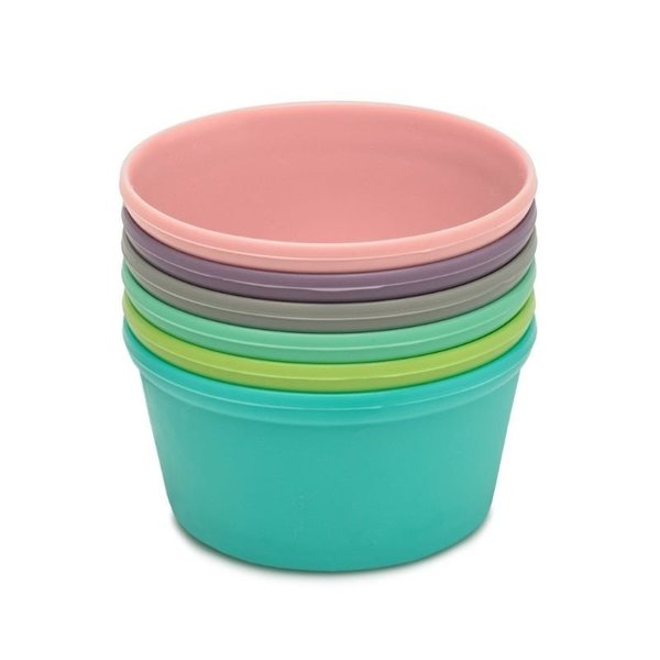 View larger image of Rainbow Silicone Food Cups - 6 Piece