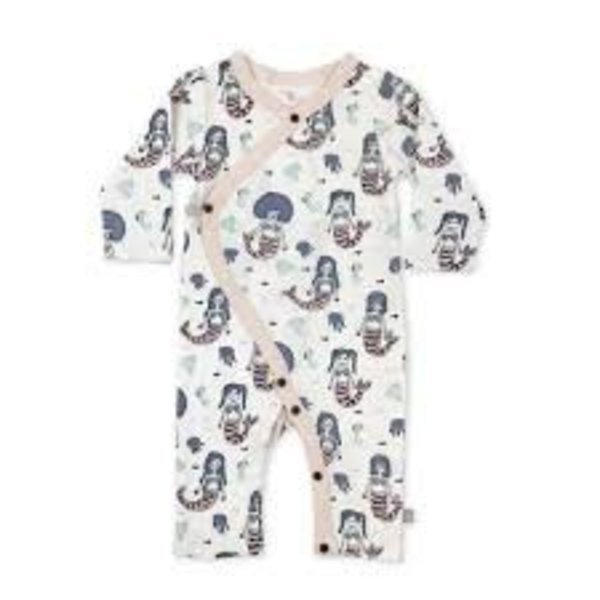 View larger image of Organic Coverall - Mermaid