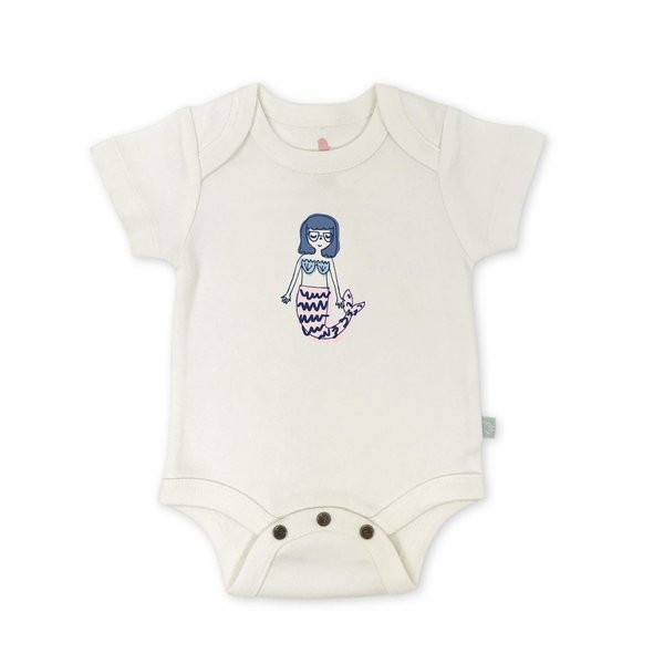 View larger image of Organic Onesie - Mermaid