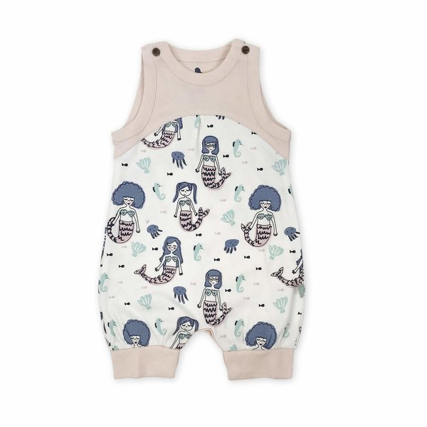 View larger image of Organic Romper - Mermaid