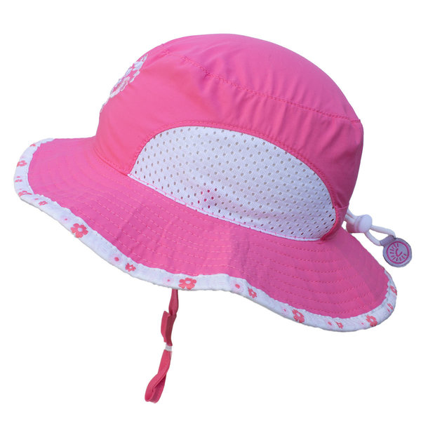 View larger image of Mesh Quick Dry Hat - Pink