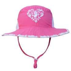 Mesh Quick Dry Hat - Pink
