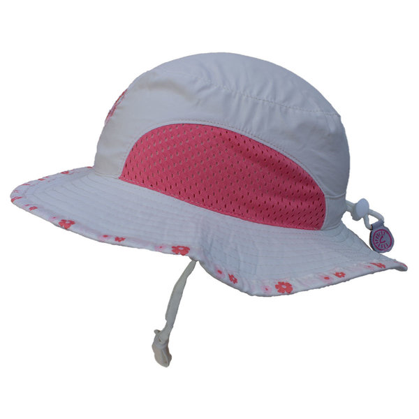View larger image of Mesh Quick Dry Hat - White
