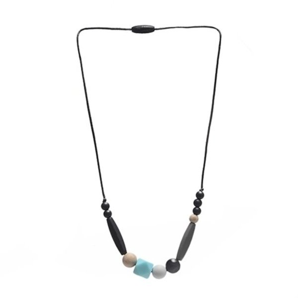View larger image of Metro Necklace-Blk