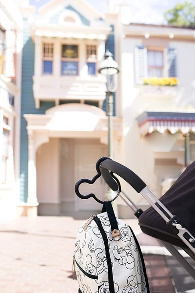 View larger image of Mickey Mouse Stroller Hook