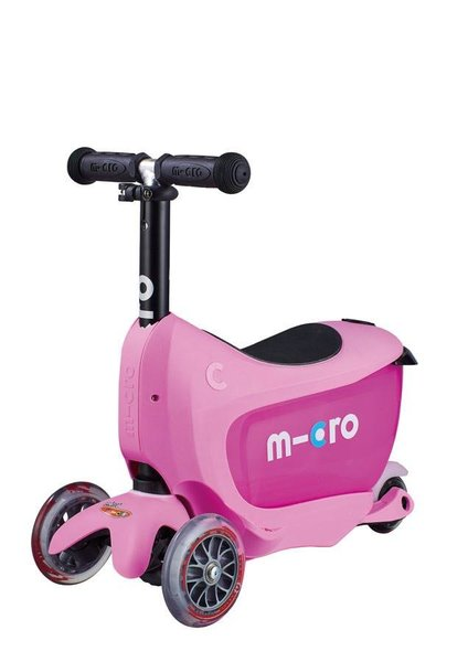 View larger image of Micro Mini2Go Deluxe - Pink