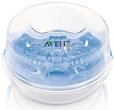 Microwave Steam Sterilizer - Avent