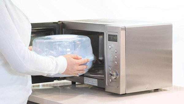 View larger image of Microwave Steam Sterilizer