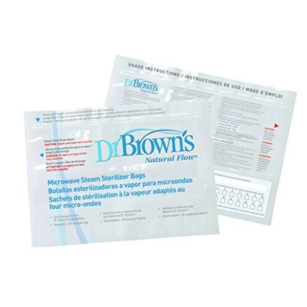 View larger image of Microwave Sterilizer Bags