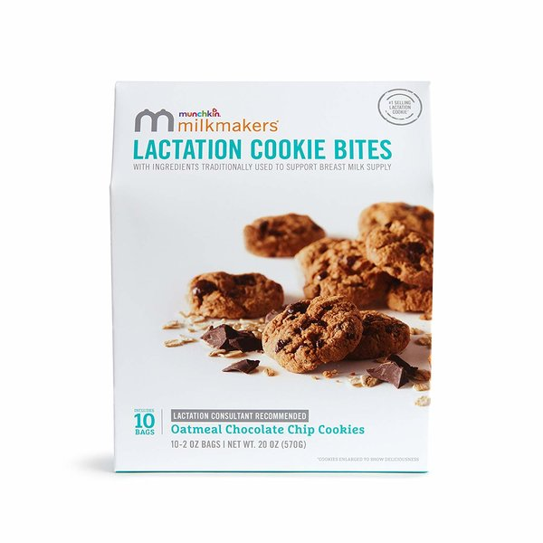 View larger image of Milk Makers Cookie Bites - 10pk
