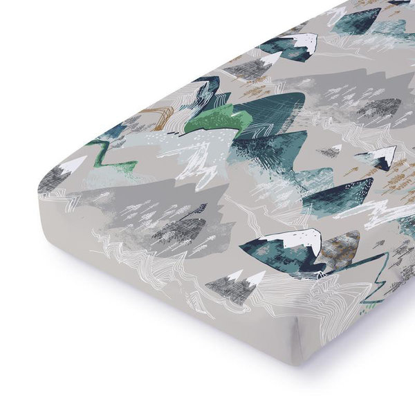View larger image of Changing Pad Cover - Rocky Mountains