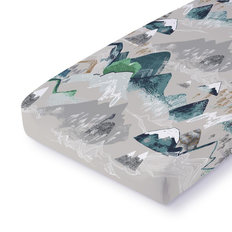 Changing Pad Cover - Rocky Mountains