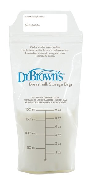 View larger image of Milk Storage Bags - 25 Count