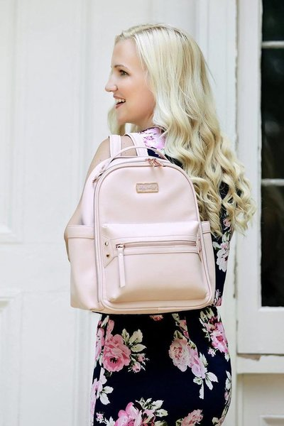 View larger image of Mini Backpack Diaper Bag