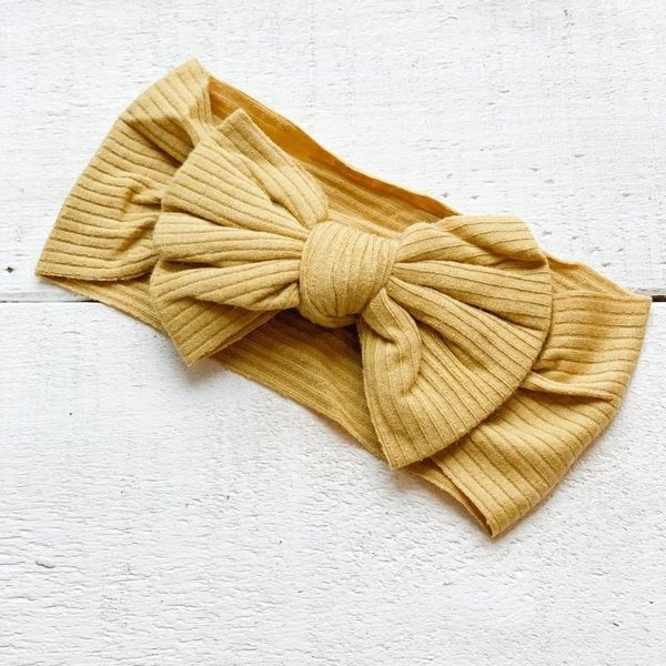 View larger image of Sunflower Bandeau Headband