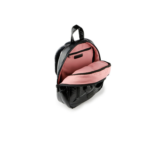 View larger image of Mini Heart Backpack - Black