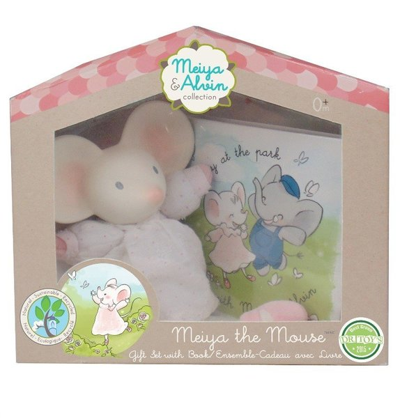 View larger image of Mini Meiya the Mouse Gift Set