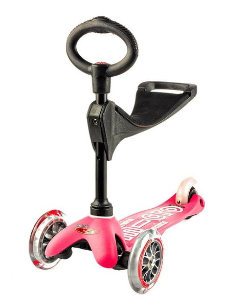 View larger image of Mini Micro 3-in-1 Deluxe - Pink