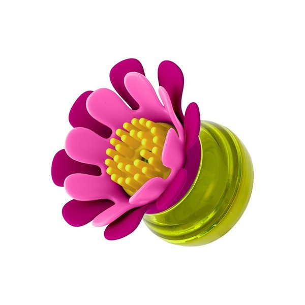 View larger image of Mini Silicone Dish Brush-Pink