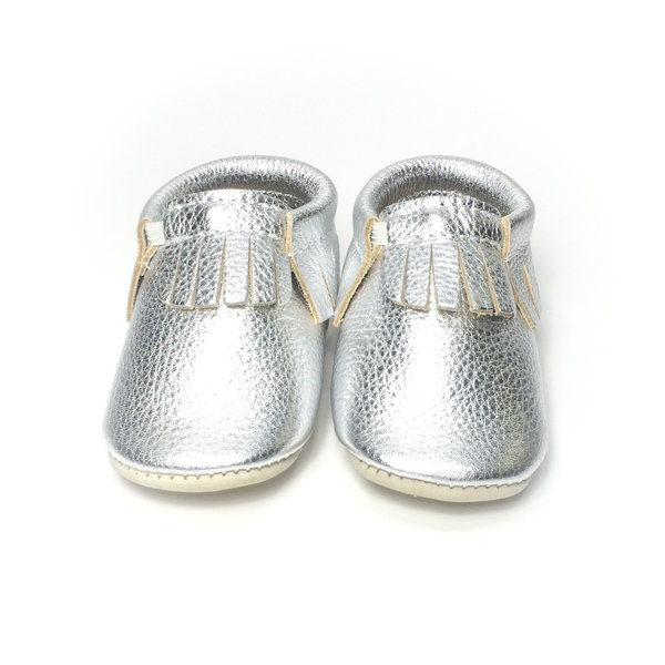 View larger image of Minnow Silver Soft Soles