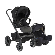 Mixx2 - Pipa Travel System Bundle - Indigo