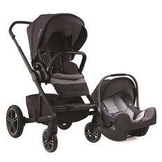 Mixx2 - Pipa Travel System Bundle - Jett
