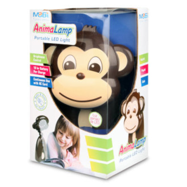 View larger image of Mobi Lamp - Monkey