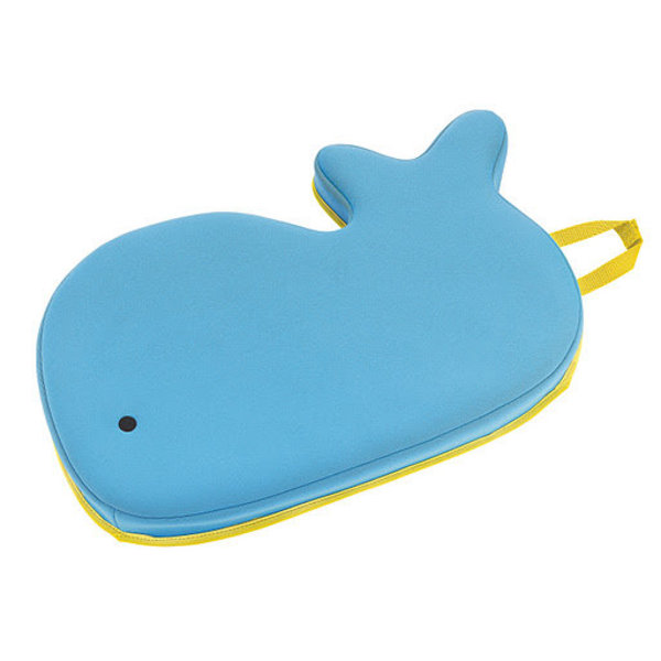 View larger image of Moby Sky Blue Bath Kneeler