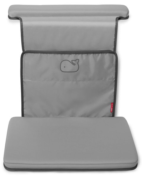 View larger image of Moby All-In-One Elbow Saver & Kneeler - Grey