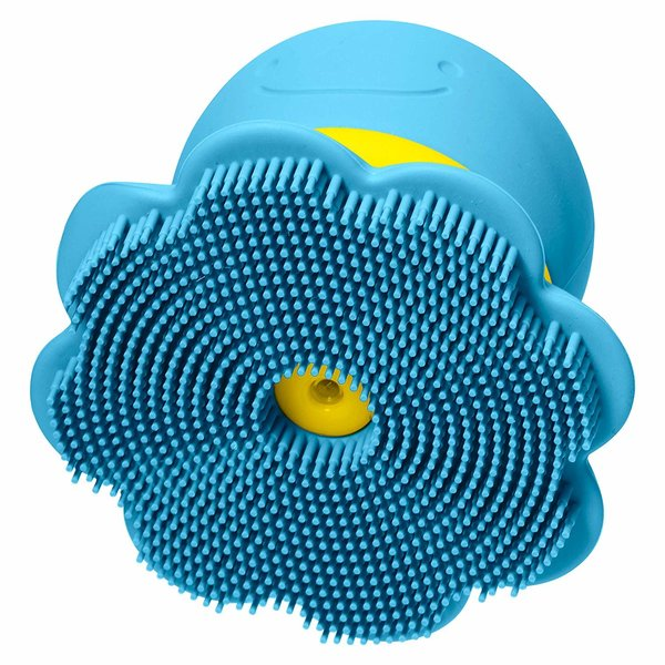 View larger image of Moby Silicone Soap Sudsy Bath Scrubber