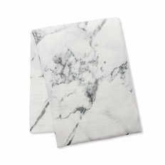 Baby Muslin Swaddle - Marble