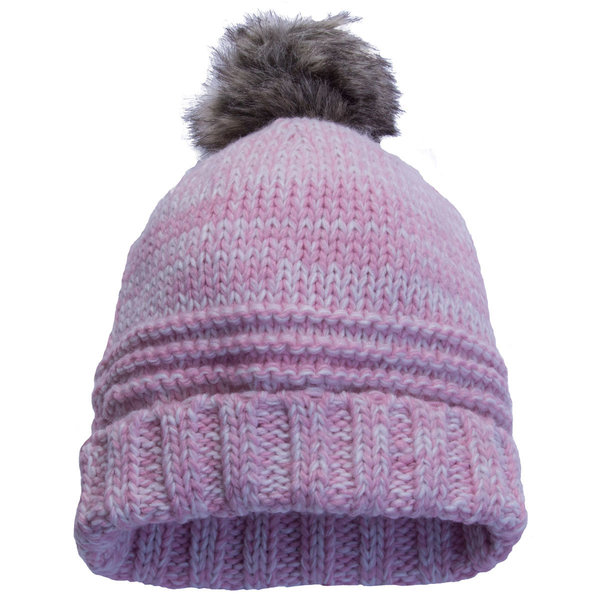 View larger image of Mom Knit Hat-Pink