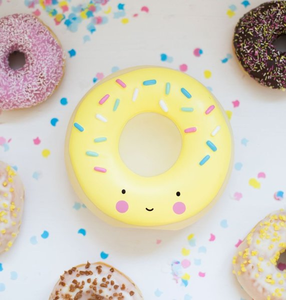 View larger image of Money Box - Yellow Donut