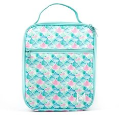 Insulated Lunch Bag + Ice Pack Set