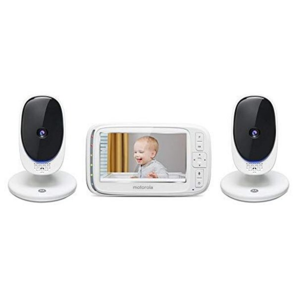 """View larger image of 5"""" Video Monitor 2 Camera"""