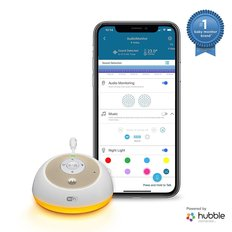 Audio WiFi Baby Monitor & Soother
