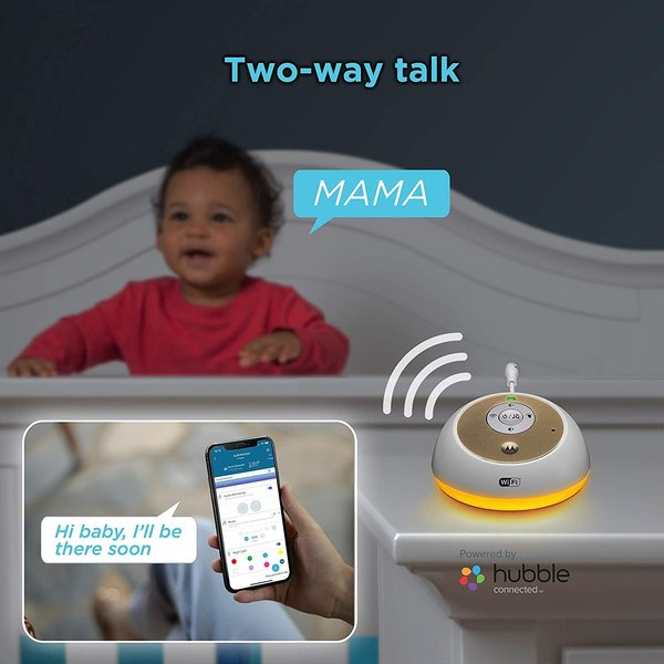 View larger image of Audio WiFi Baby Monitor & Soother