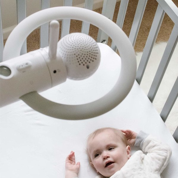 View larger image of Halo+ Over-The-Crib Baby Monitor