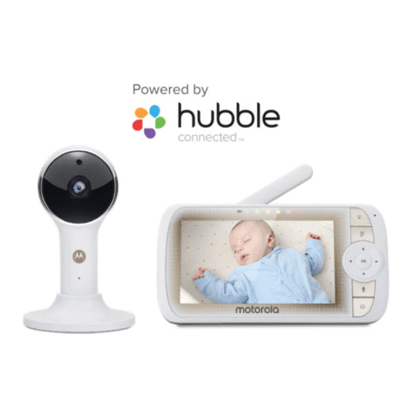 "View larger image of LUX WiFi 4.3"" Video Baby Monitor"