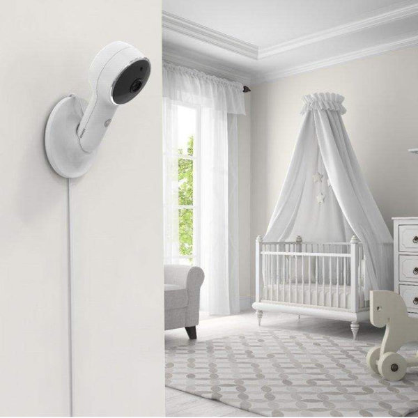 """View larger image of LUX WiFi 5"""" Twin Video Baby Monitor"""