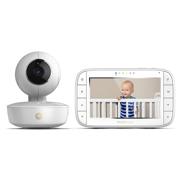 View larger image of Portable Video Baby Monitor
