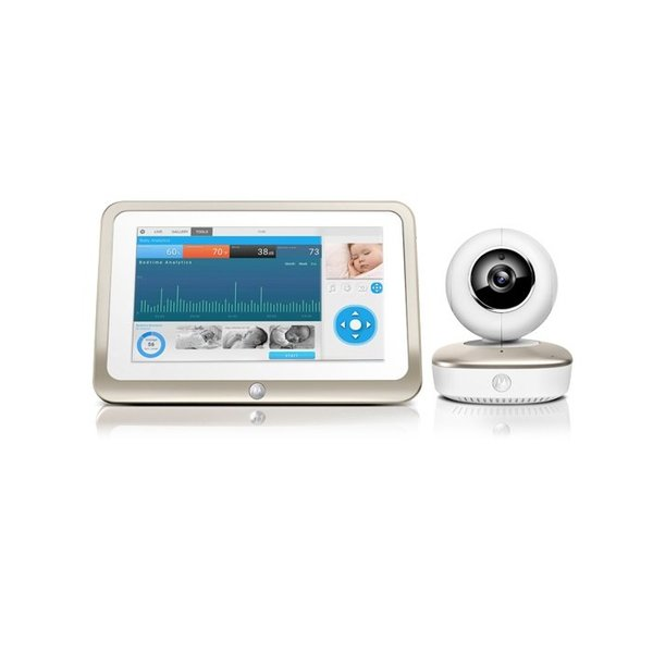 "View larger image of Smart Nursery 7"" HD Camera Monitor"