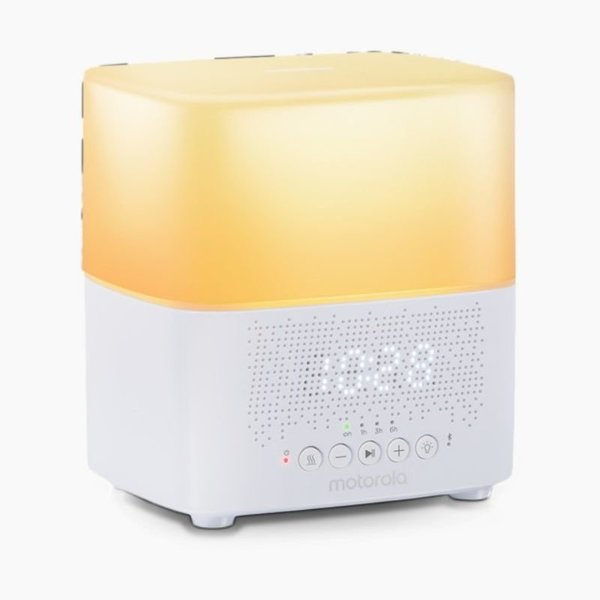 View larger image of Soft Glow Aroma Humidifier Speaker