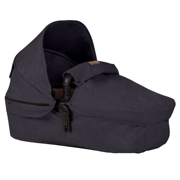 View larger image of Cosmopolitan Carrycot - Black