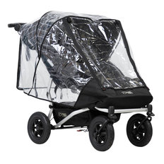 Duet Double Storm Stroller Cover