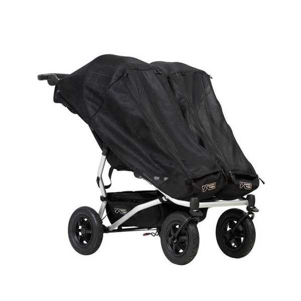 View larger image of Duet Double Sun Stroller Cover
